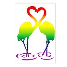 Flamingo Pride Postcards (Package of 8)