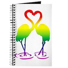 Flamingo Pride Journal