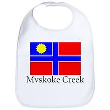 Mvskoke Creek Bib