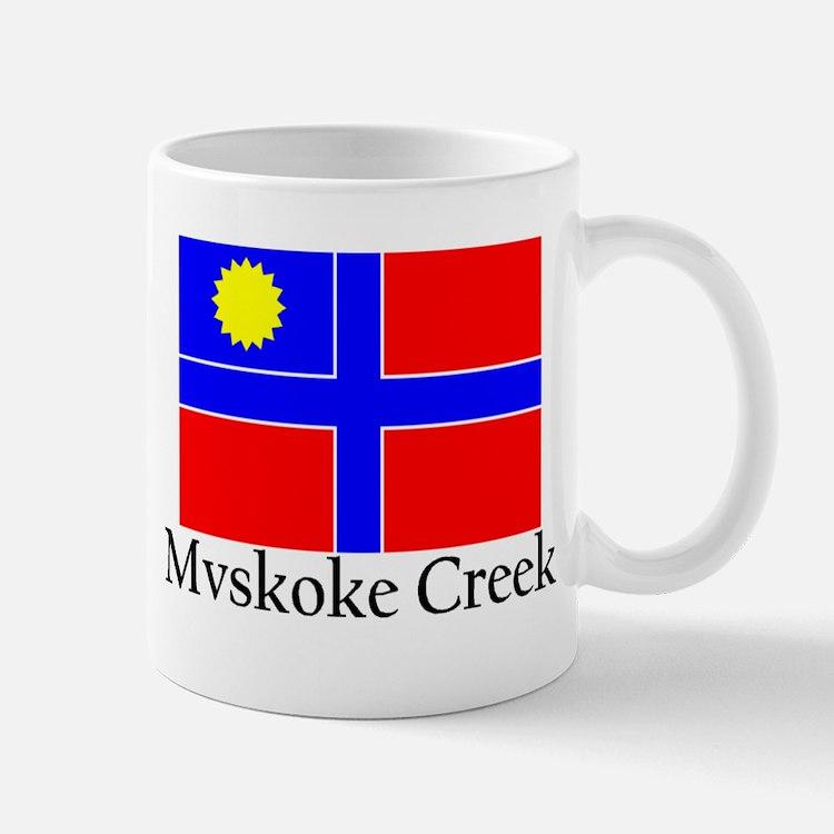 Mvskoke Creek Mug