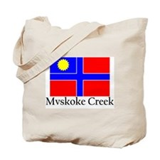 Mvskoke Creek Tote Bag