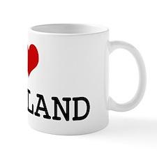 I Heart GREENLAND Mug