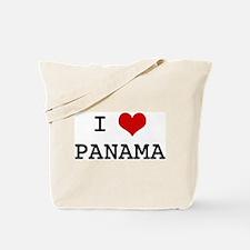 I Heart PANAMA Tote Bag