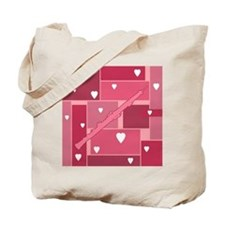 Oboe Hearts - Tote Bag