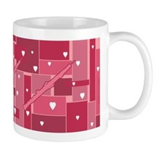 Oboe Hearts - Mug