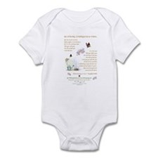 Be Strong...2 Infant Bodysuit