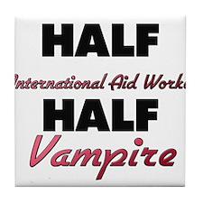 Half International Aid Worker Half Vampire Tile Co