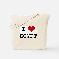 I Heart EGYPT Tote Bag