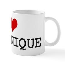 I Heart MARTINIQUE Mug