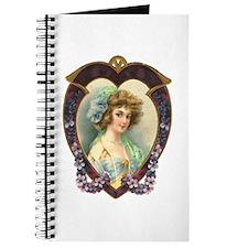 Victorian Sweetheart Valentin Journal
