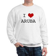 I Heart ARUBA Sweatshirt