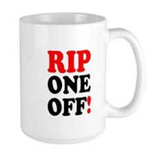 RIP ONE OFF! RED Mugs