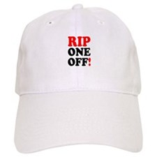 RIP ONE OFF! RED Baseball Cap