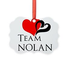 Team Nolan Ornament