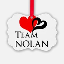 Team Nolan Ornament
