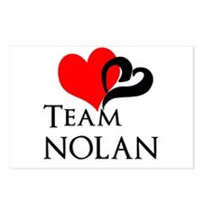 Team Nolan Postcards (Package of 8)