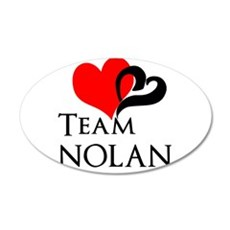 Team Nolan Wall Decal