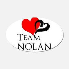 Team Nolan Wall Decal