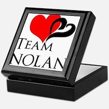 Team Nolan Keepsake Box