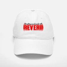 Reverb Baseball Baseball Cap