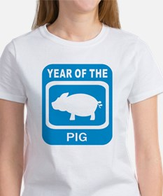 Year Of The Pig Tee