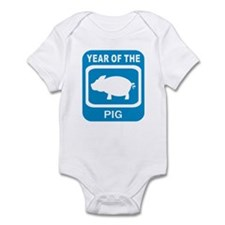 Year Of The Pig Infant Bodysuit