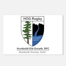 HOG Shield Postcards (Package of 8)