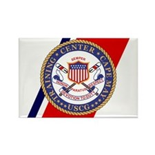 TRACEN Cape May<BR> 100 Rectangle Magnets