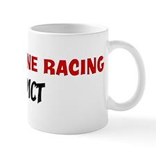 Hydroplane Racing Addict Mug
