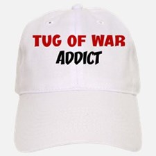 Tug Of War Addict Baseball Baseball Cap