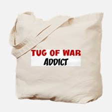 Tug Of War Addict Tote Bag