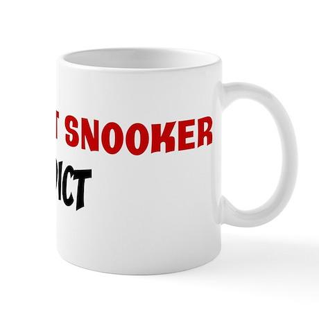 Trick Shot Snooker Addict Mug