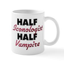 Half Iconologist Half Vampire Mugs