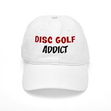 Disc Golf Addict Baseball Cap