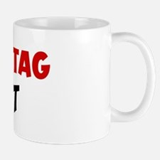 Laser Tag Addict Mug
