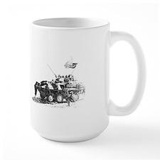 1st Light Armored Battalion Mug