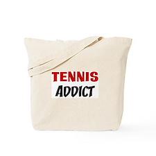 Tennis Addict Tote Bag
