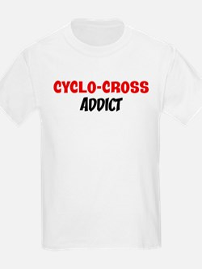 Cyclo-Cross Addict Kids T-Shirt