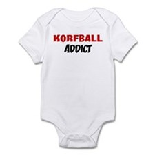 Korfball Addict Infant Bodysuit