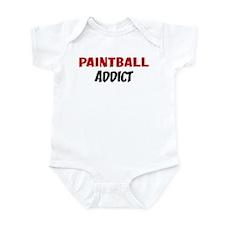 Paintball Addict Infant Bodysuit