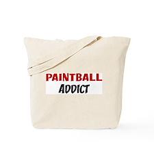 Paintball Addict Tote Bag