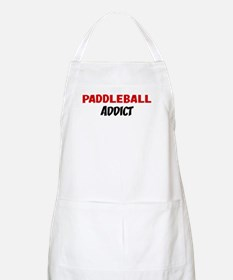 Paddleball Addict BBQ Apron