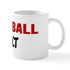 Paddleball Addict Coffee Mug