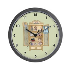 Pretty Thing's Wall Clock