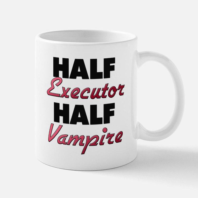 Half Executor Half Vampire Mugs