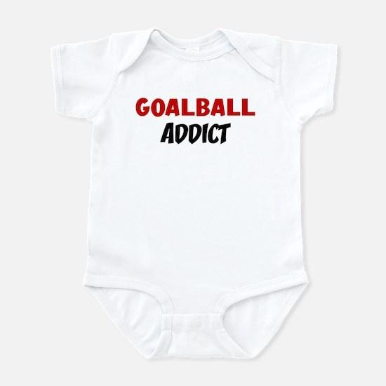 Goalball Addict Infant Bodysuit
