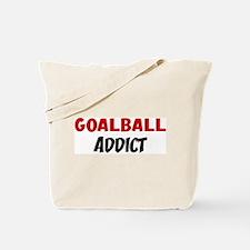 Goalball Addict Tote Bag