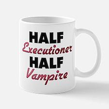 Half Executioner Half Vampire Mugs