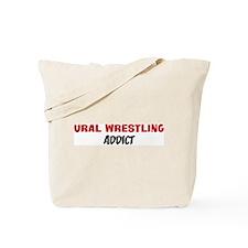 Ural Wrestling Addict Tote Bag