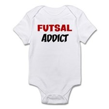 Futsal Addict Infant Bodysuit